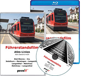 DVD/Bluray-Disc «ASm-Linien»