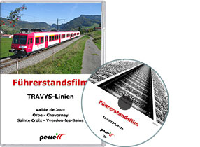 DVD «Travys-Linien»